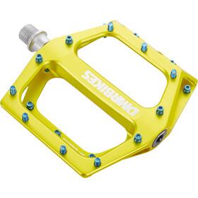 DMR Vault Pedalen geel